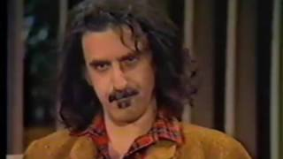1984 Frank Zappa On Thicke Of The Night (march 30)
