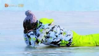 《爸爸去哪儿4》精彩不错过: 阿拉蕾横扫冰面成游戏霸王Dad Where Are We Going S04 Recap【湖南卫视官方频道】