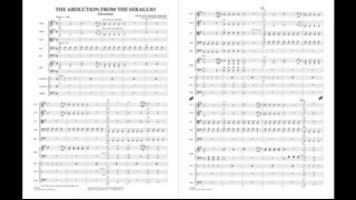 The Abduction from the Seraglio (Overture) by Mozart/arr. Hoffman