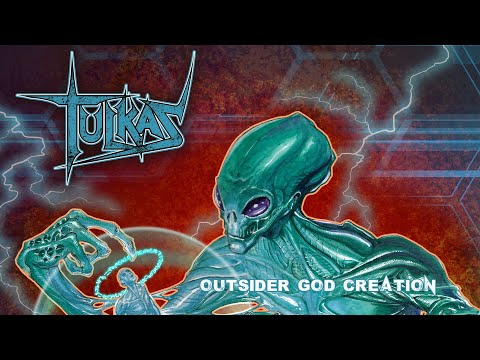 Tulkas - Outsider God Creation [O.G.C.] (Official Music Video) - Thrash Metal | Noble Demon
