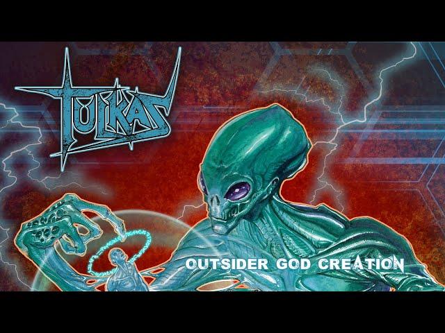 Tulkas - Outsider God Creation [O.G.C.] (Official Music Video) - Thrash Metal | Noble Demon