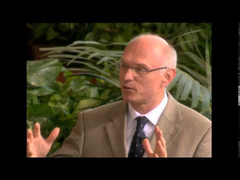 Interview Dr. Robert H. Schuller mit Miroslav Volf