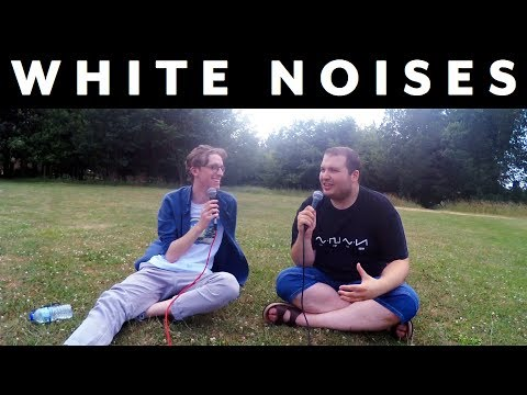 A conversation with White Noises // Modular, videos, tutorials, cassette culture, music and more