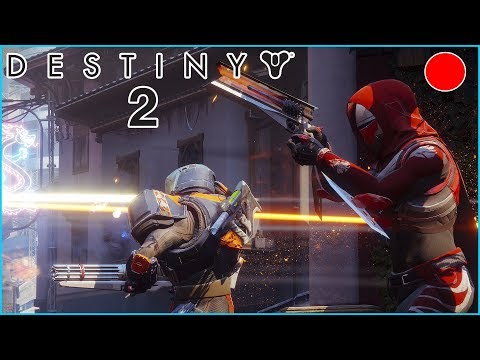 DESTINY 2 LIVESTREAM (I now regret not playing the first one)