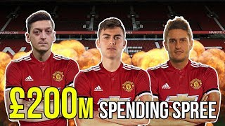 Do Manchester United Need To Spend £200M To Challenge Manchester City?! | Sunday Vibes