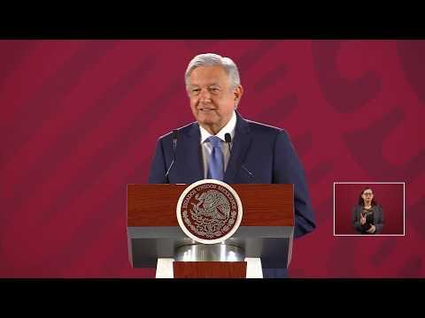 Avanza proceso de venta del avión presidencial. Conferencia presidente AMLO