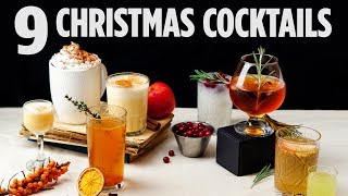 9 Hot & Cold Holiday Drinks | Christmas Recipes | Allrecipes.com