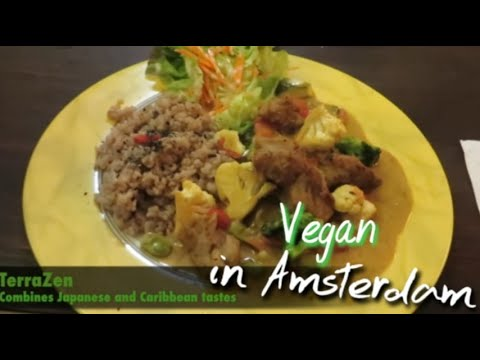 Vegan in Amsterdam | Happy cow