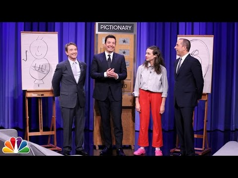 Thumbnail: Pictionary with Martin Short, Jerry Seinfeld and Miranda Sings