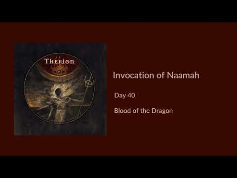 """Day 40 """"Invocation of Naamah"""" (Therion cover) (2018) Mp3"""