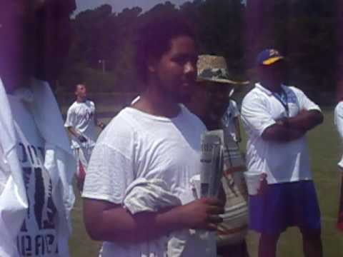 Vonta Leach Houston Texans Football Camp 6/26/09 (4)