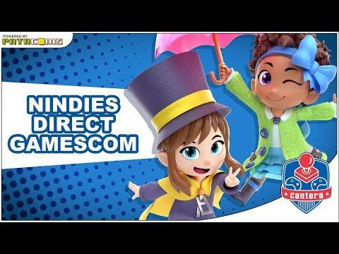 Nindie Direct previo al Gamescom 2018 thumbnail