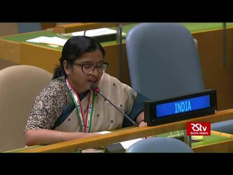 India's reply to Pakistan PM Imran Khan's speech at the UNGA