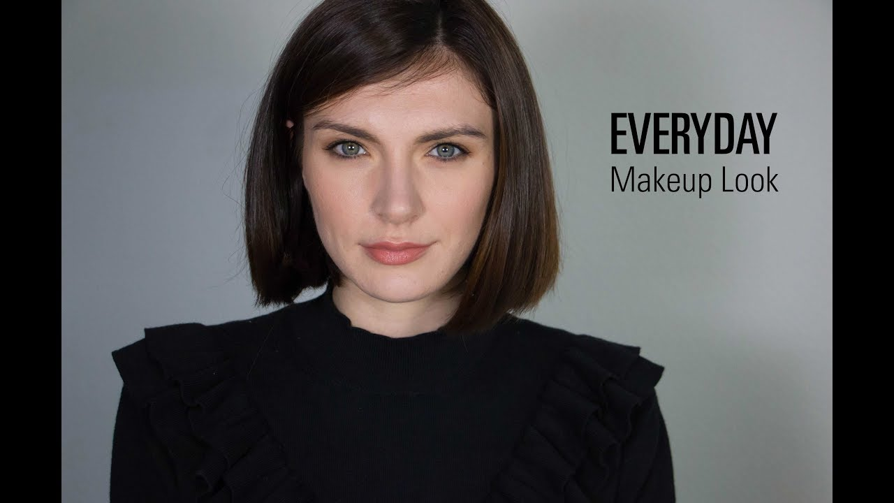 everyday makeup look the very french girl youtube everyday makeup look the very french girl