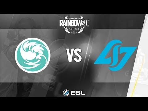 Rainbow Six Pro League Relegations - Season 7 - NA - Beastcoast vs. Counter Logic Gaming - Week 7