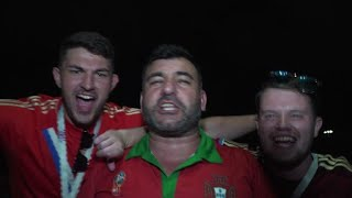 Football: Fans react to Portugal-Spain World Cup thriller