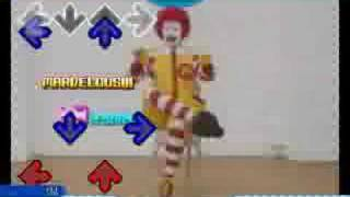 Ronald McDonald Style XD [Stepmania]