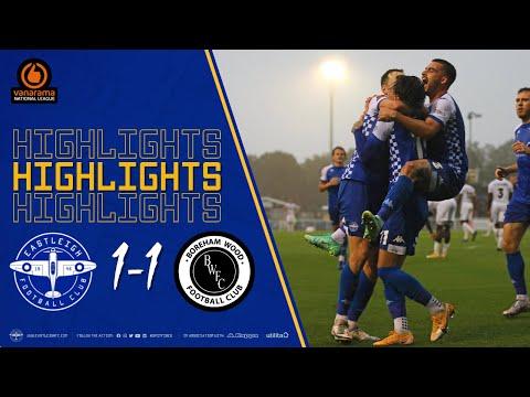 Eastleigh Boreham Wood Goals And Highlights