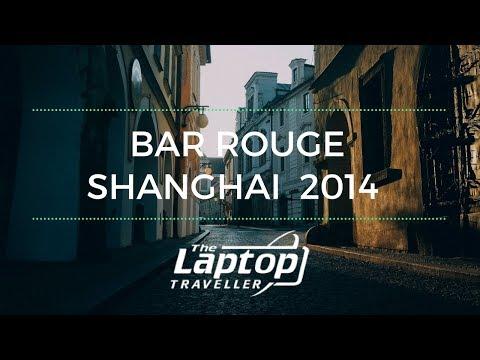 Bar Rouge Club Shanghai 2014