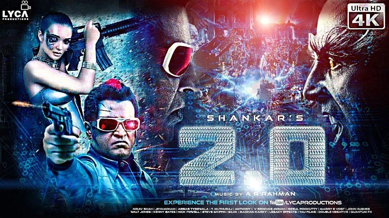 Enthiran 2 Trailer  Enthiran 2 Full Movie  Enthiran 2 -7333
