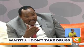 | JKLIVE | Waititu Reiterate Diverting Rivers Would Be Better Alternative To Demolition [Part 2]