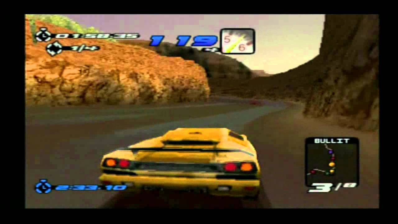 Nfs Iii 3 Hot Pursuit Ps1 Tournament Competition Youtube