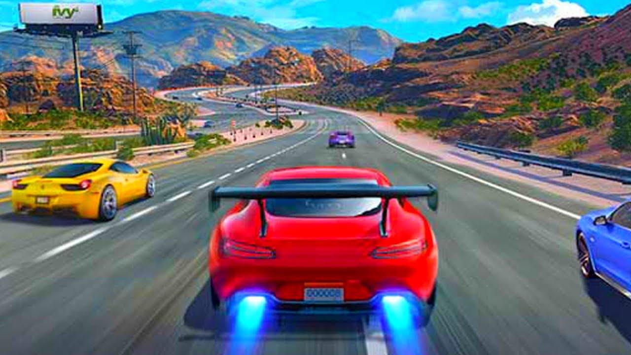 Уличные гонки 3D - Новые игры на андроид 2019 года
