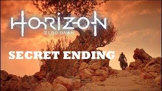 Horizon Zero Dawn Complete Edition Secret Ending