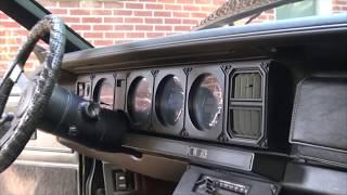 1983 Trans-Am Recaro