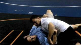 Average Joe Jiu-Jitsu:  S-Side Mount Armbar