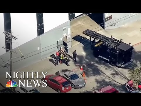 San Francisco Shooting: Gunman Opens Fire At UPS Facility | NBC Nightly News