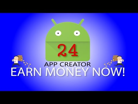 AppCreator24 Earn Money Creating Free Android Applications (Admob) 2018