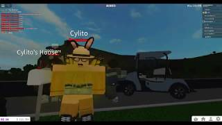 Meeting Cylito in Roblox Bloxburg!
