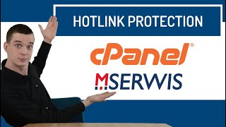 Jak ochronić stronę przed tworzeniem łączy do zewnętrznych witryn? (Hotlink Protection) - cPanel