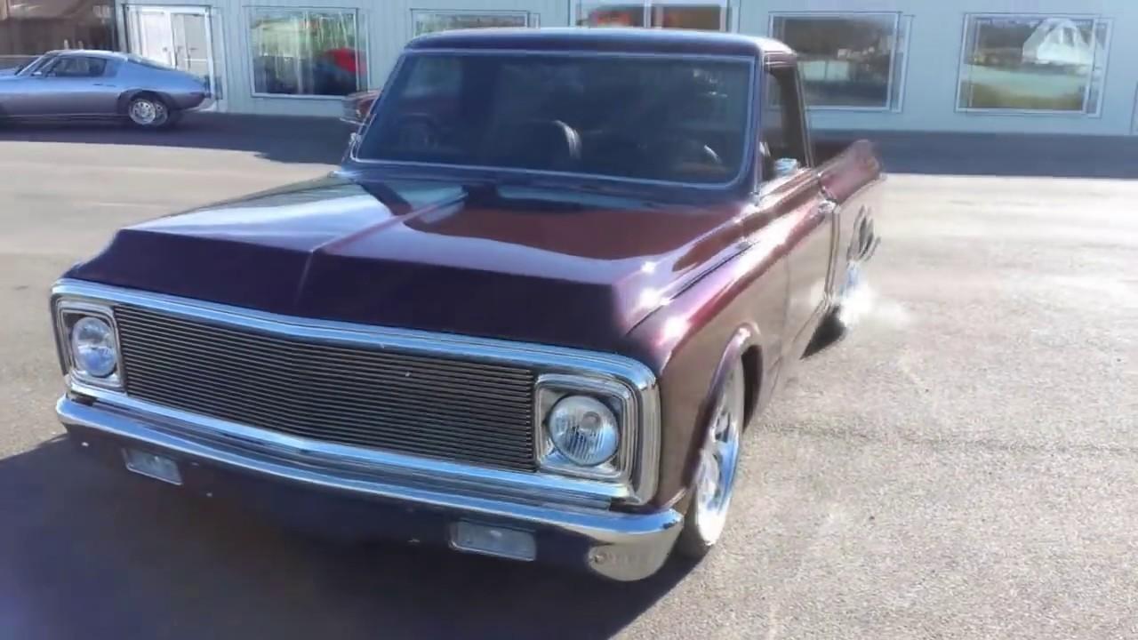 1968 Chevy Stepside Truck C10 4x4