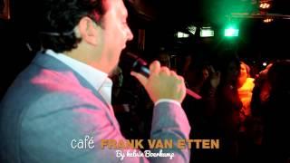 Tino Martin - Jij liet mij vallen (Live in Café Frank van Etten)