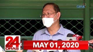 24 Oras Express: May 1, 2020 [HD]