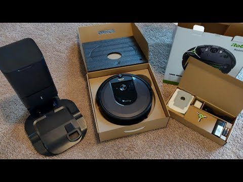 iRobot Roomba i7+ Robot Vacuum Review