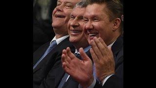 Зарплаты Путина, Миллера, Сечина, тема врагов России