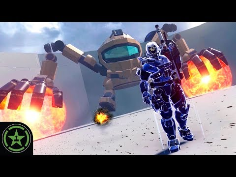 Robo Geoff Must Kill - Things to Do In Halo 5 - Robot Rumble
