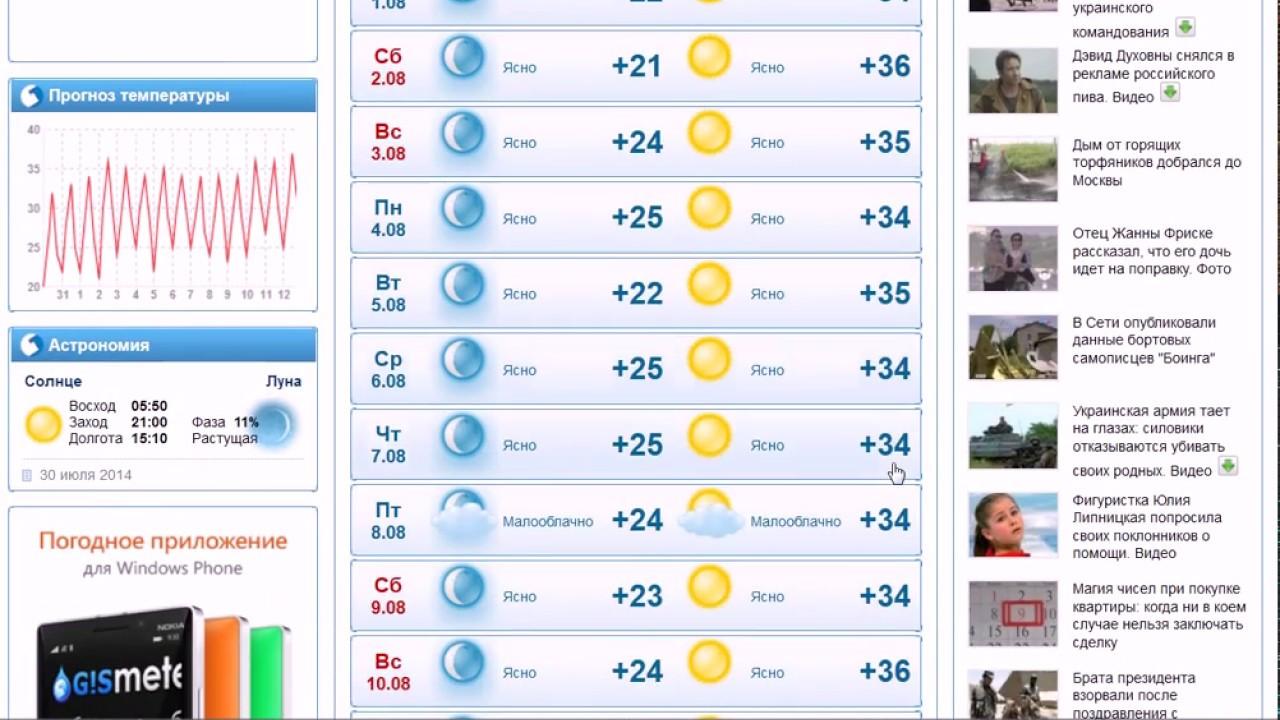 погода карталы гисметео на 3 дня метеонова