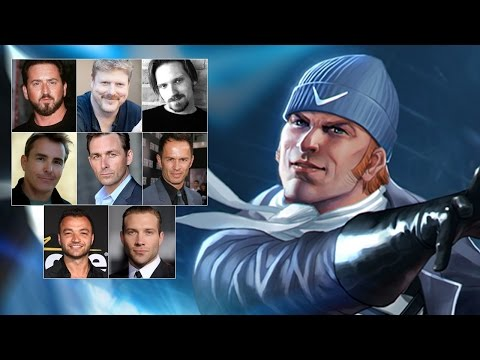 Comparing The Voices - Captain Boomerang
