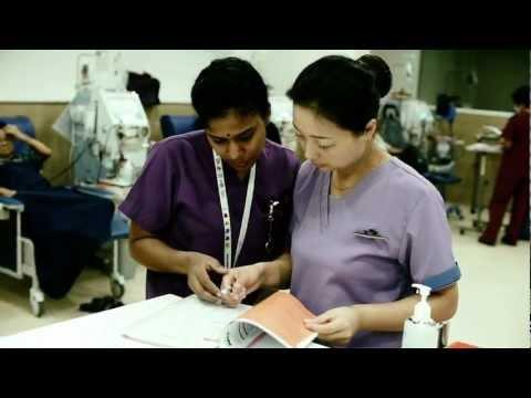 NKF - A Day in the Life of NKF Nurses - Happy Nurses' Day