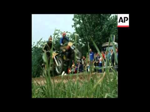 SYND 13-6-72 CZECH MOTO-CROSS GRAND PRIX WON BY FINNISH RIDER