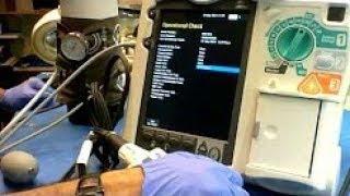 видео Дефибриллятор монитор HeartStart MRx