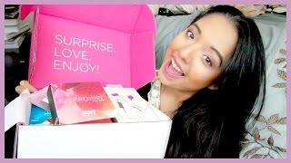 UNBOXING ♡ Popsugar Must-Have Box (September 2014) Thumbnail