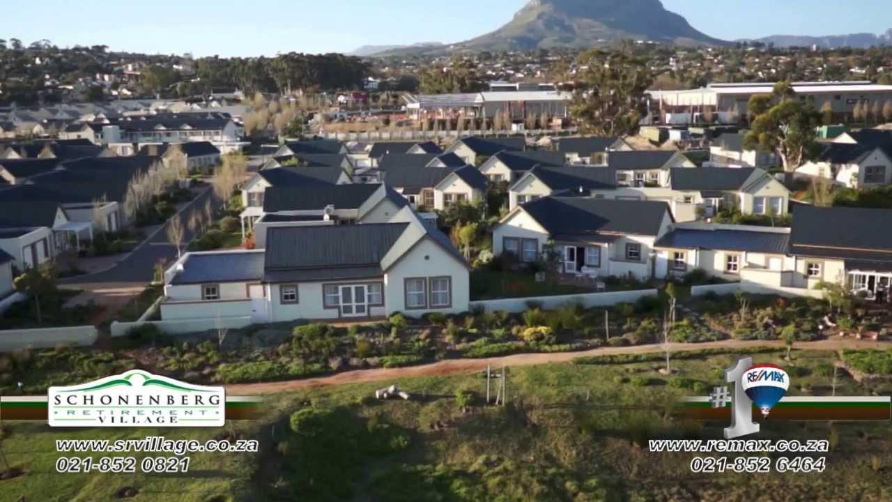 Schonenberg Retirement Village Aerial Photography | Somerset West | Cape  Town