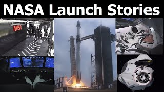 Details You Might Have Missed From NASA & SpaceX's Launch Of Astronauts