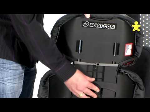 maxi cosi rodi sps car seat youtube. Black Bedroom Furniture Sets. Home Design Ideas