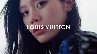 Dilraba Dilmurat and Ming Xi in Shanghai with the Louis Vuitton Capucines